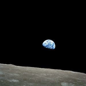 Earthrise Photograph