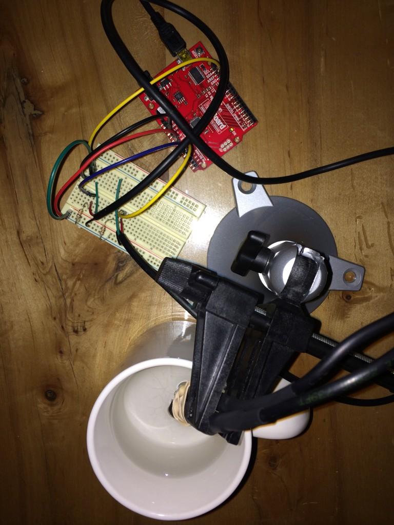 Mug Cooling Photo
